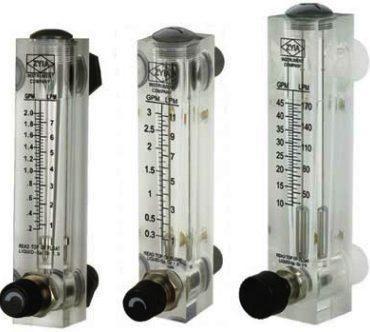 Пластиковый ротаметр ЭМИС-МЕТА-211, -211Р(с регулятором)