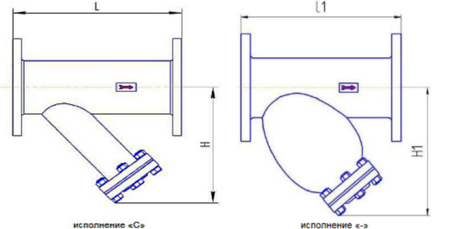 Схема. Фильтр ЭМИС-ВЕКТА-1210У, -1215-У