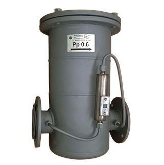 ФЖУ-25...100 фильтры жидкости с рабочим давлением до 0,6 МПа