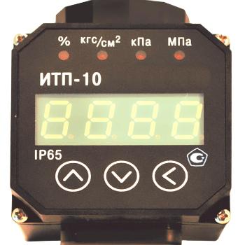 ИТП-10 индикатор измеритель аналогового сигнала
