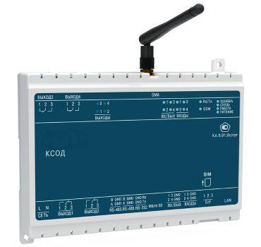 Контроллер КСОД-24/220-03.01.ТЛ.WEB