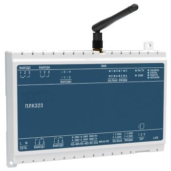 Контроллер ПЛК323-220/24.03/04.01-ТЛ