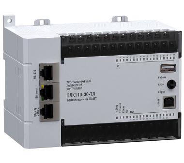 Контроллер ПЛК110-24/220-30-ТЛ (М02)