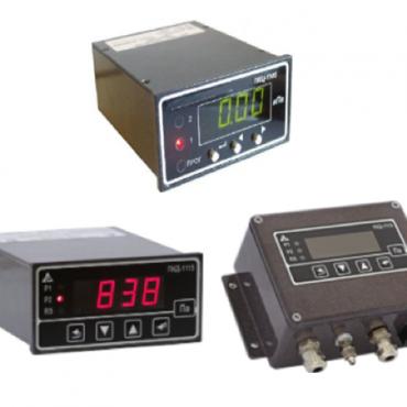 ПКД-1105-1115 приборы контроля давления цифровые
