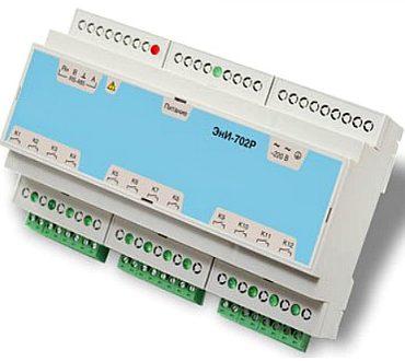 Модуль вывода дискретных сигналов ЭнИ-702Р-АБВГ