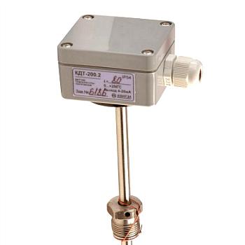 Датчики температуры КДТ-50, КДТ-200.2,-500.2