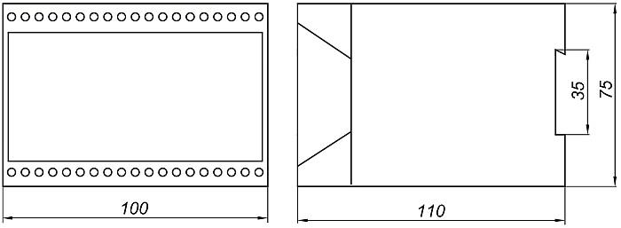 Схема1. Блоки питания корунд-БПД-2к,-4к,-8кл