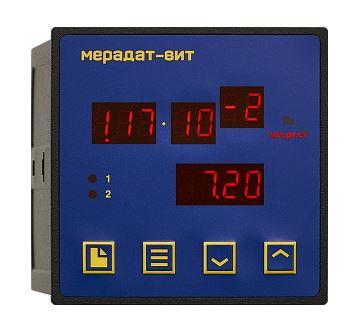 Вакуумметр Мерадат-ВИТ12Т4