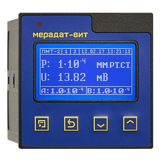Вакуумметр Мерадат-ВИТ16Т4