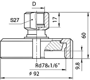 Разделители РСМ-307, РСМ-308 с открытой мембранной