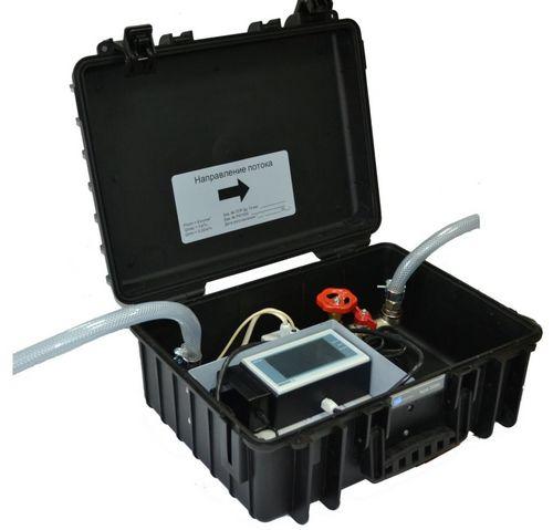 Переносная поверочная установка УППР-3 для счетчиков воды