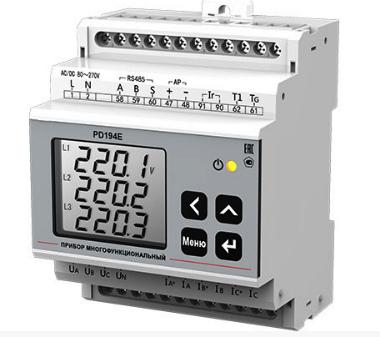 Многофункциональный цифровой измеритель PD194E