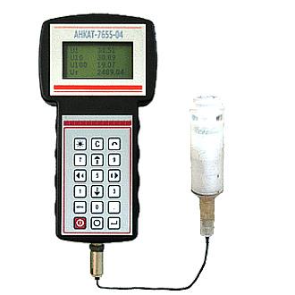 АНКАТ-7655-02,-03,-04,-05,-06 анализатор кислорода в воде