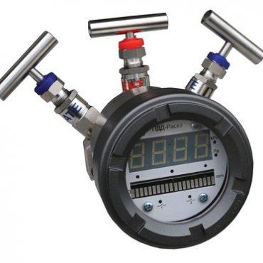 Преобразователь разности давлений ПДД-РАСКО-И (с индикатором)