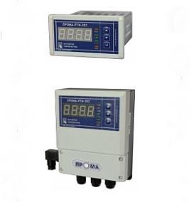 Измеритель-регулятор ПРОМА-РТИ-303