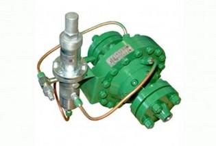 Регулятор давления газа РДУ-Т с теплогенератором