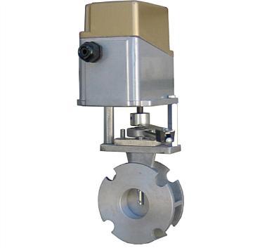 Заслонка газовая ЗГП-11-150