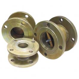 КТЗ-1,6Ф клапан термозапорный фланцевый