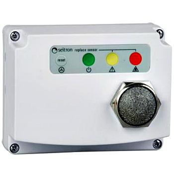 Сигнализатор загазованности на угарный газ (СО) Seitron RGICO0L42M
