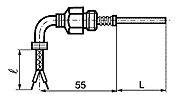 ТП 008 тип C угловой