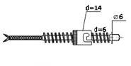 ТП 008 тип G общепромышленного исполнения с байонетным креплением