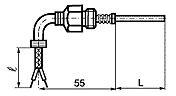 ТС012-С общепромышленного исполнения угловой