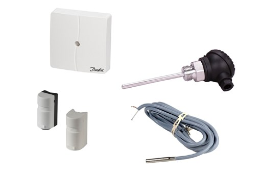 Датчики температуры ESMU, ESMT, ESMB, ESMC
