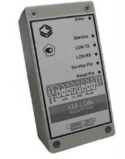 Адаптер КМ-LON для передачи информации с КМ-5 в сеть LonWorks