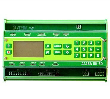 Промышленные контроллеры АГАВА-ПК-30,-40,-50