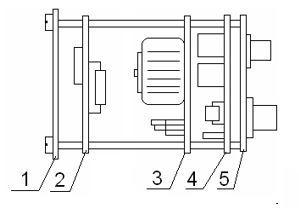 Устройство блока БИТ-300М
