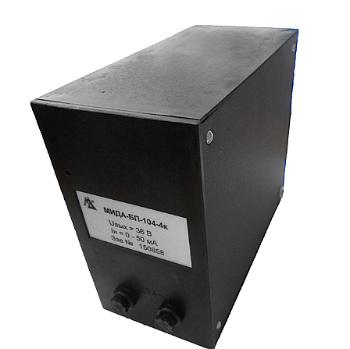 Блоки питания МИДА-БП-104-2К/4К, -104Р-2К/4К