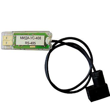 Устройство связи МИДА-УС-408, -УС-410 (USB/RS485)