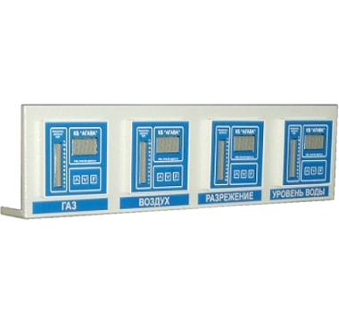 Панель контроля и сигнализации ПКС-2,-4,-5,-10 оконная