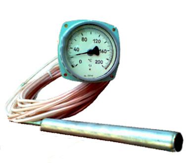 Термометр газовый ТГП-100Эк