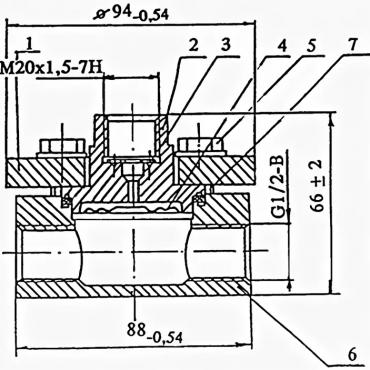 РМ-5494 Разделитель мембранный