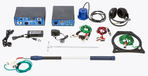Течеискатель ЛИДЕР-1100,-1110,-1111 акустический переносной