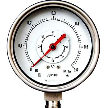Дифманометр ДП100НН, ДП160НН (дифференциальный манометр)