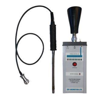 Ультразвуковой течеискатель СТРИЖ-100 (детектор утечек воздуха)