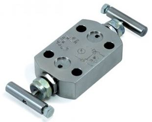 Клапанный 2-вентильный блок ВБ 08 852 089 (Вентиль 08852089)