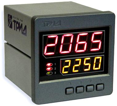 Регуляторы ТРИД-РК114, РК124 (терморегуляторы)
