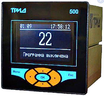 Регулятор ТРИД-РТМ500-1В программный