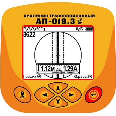 АП-019.1, АП-019.3, АП-019М приемник трассопоисковый