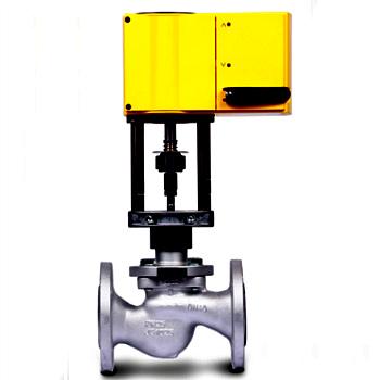 Клапан запорно-регулирующий КПСР серия 200