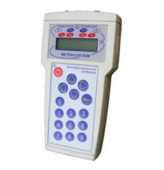 Калибратор сигналов МЕТРАН-510-ПКМ