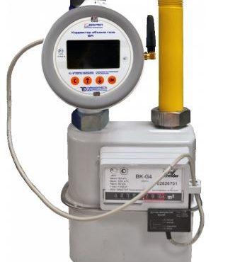 Корректоры объема газа SPI и SPI-Lt