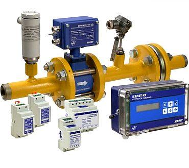 ВЗЛЕТ ВРС-Г-5ХХ, -5xx Ex, -5хх К расходомер-счетчик газовый