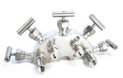 3-,5-клапанный блок БКН3-11, БКН5-115 с прямым подключением