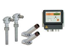 FLOMIC FL3005 ультразвуковой расходомер для прямого монтажа в трубопроводе