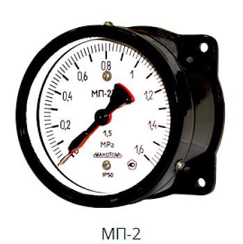 Манометр МП-2У3-Диск
