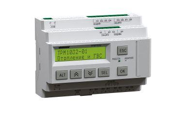 ТРМ1032 регулятор для отопления и ГВС с транзисторными ключами купить в наличии и по низким ценам